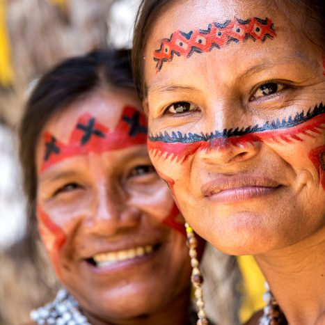 Native Brazillian Women